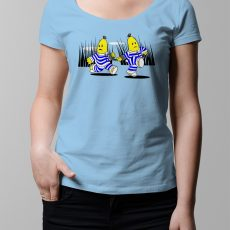 bananas in pyjamas children's tv show funny t-shirt