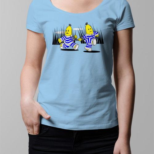 bananas in pyjamas children's tv show funny t-shirt