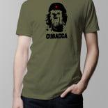 Cubacca T-shirt – olive