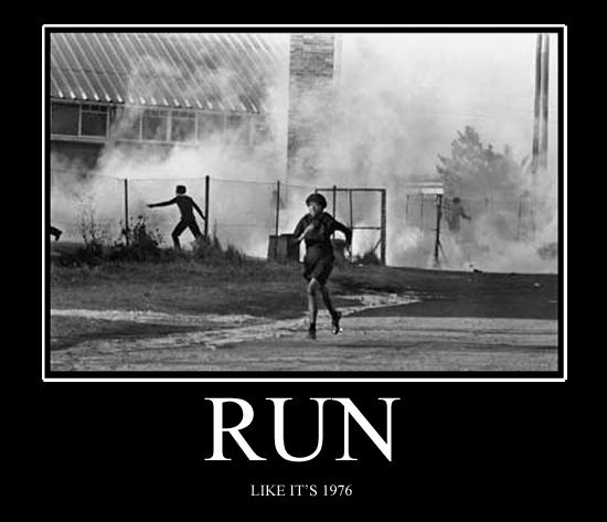 Run - apartheid south african history