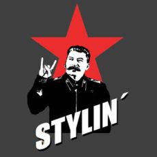 Joseph Stalin Stylin T-shirt