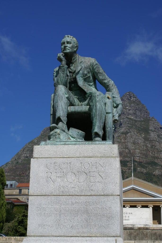 Rhodes Statue