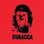 chewbacca star wars red t-shirt