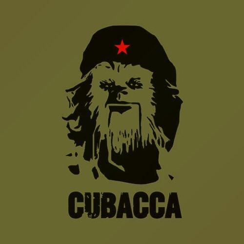 funny star wars che guevara t-shirt