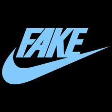 fake nike culture jamming t-shirt