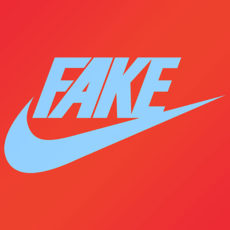 fake nike parody culture jam t-shirt