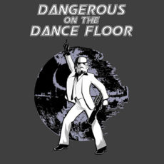 star wars stormtrooper saturday night live john trevolta t-shirt