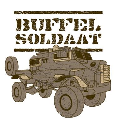 buffel soldaat buffalo soldier