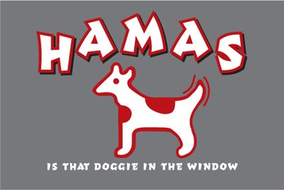 hamas is that doggie in the window