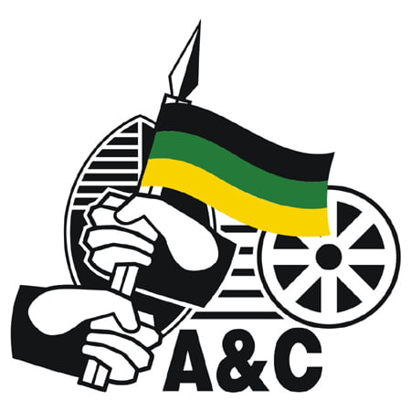 anc emblem brand breaking apart