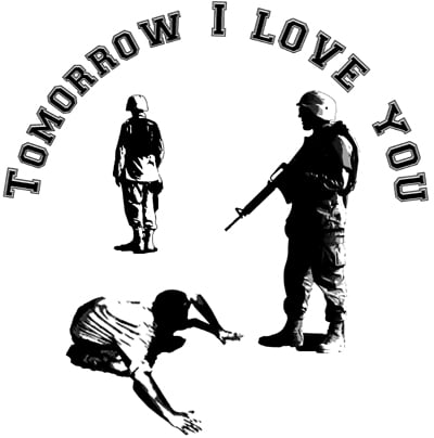tomorrow I love annie army spoof