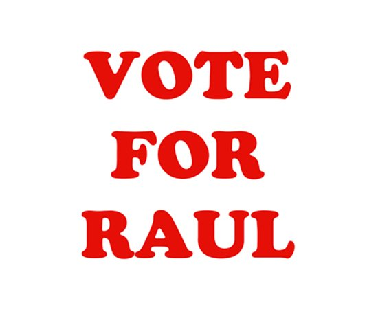 vote for raul napolean dynamite cuba version