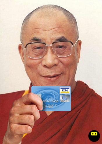 dalai lama south african entry visa issues