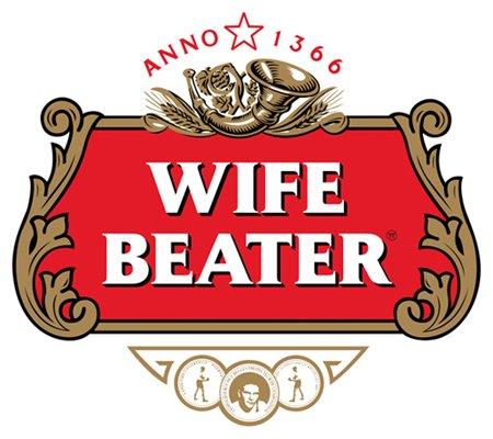 stella artois wife beater