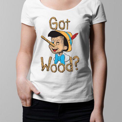 pinnochio sexual innuendo icebreaker funny t-shirt