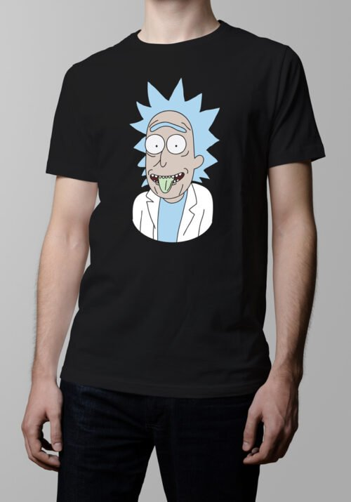 rick and morty adultswim cool einstein t-shirt