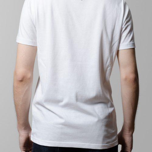 kitchen dutch nape print - mens white