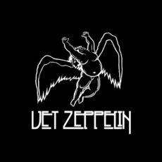 led zeppelin funny parody t-shirt design