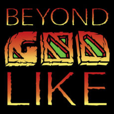 dota 2 beyond god like black t-shirt