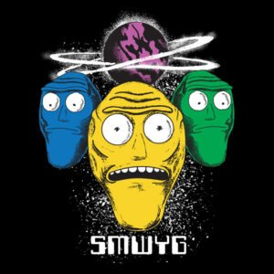 show me what you got rick and morty black t-shirt
