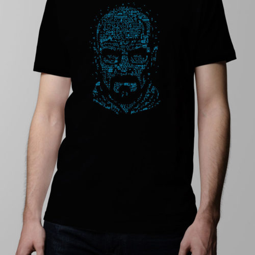 Heisenberg Let's Cook Men's T-shirt - black