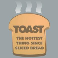 toast steel t-shirt