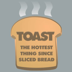 toast steel t-shirt