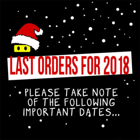 last t-shirt orders for christmas delivery
