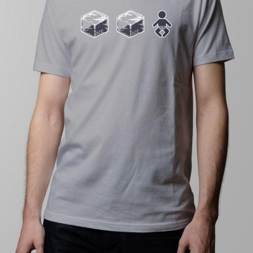 Vanilla Ice Ice Baby Men's T-shirt - steel