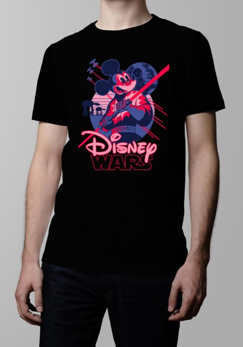 Disney Wars Men's Tshirt