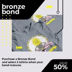 tshirt terrorist bronze t-shirt bond for online shop