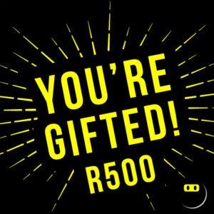 Tshirt Terrorist Cool and Funny T-shirt Gift Card - R500
