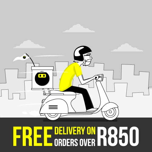free shipping on orders over R850 tshirt terrorist