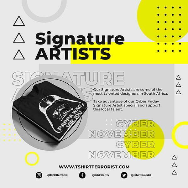 Signature Artists Cyber November deals