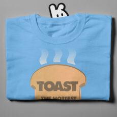 toast-folded sky t-shirt