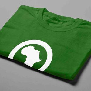 WhatsApp Laugh it Off Parody Men's T-shirt - green - folded short