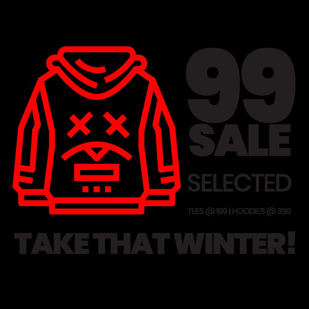 99 Sale Tshirt Terrorist Shop Banner