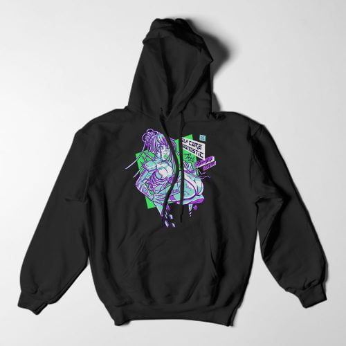 Android Gina-Rae Proxy Charcoal Hoodie