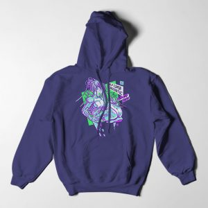 Android Gina-Rae Proxy Navy Hoodie